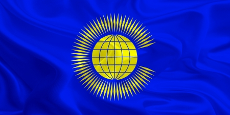 Commonwealth of Nations Flag photo