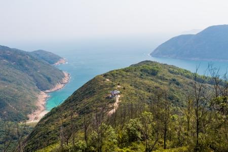 arial view: Arial view of Lok Ke Wan beach area