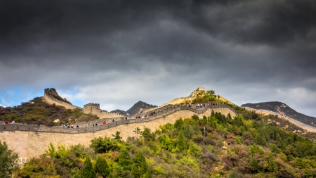 Chinese Great Wall photo