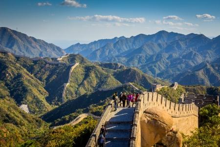 Chinese grote muur
