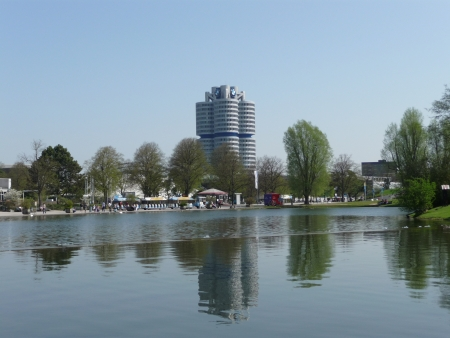 The BMW Museum is located near the Olympiapark in Munich and was established in 1972 shortly before the Summer Olympics