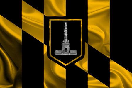 baltimore: USA City Flags  Baltimore