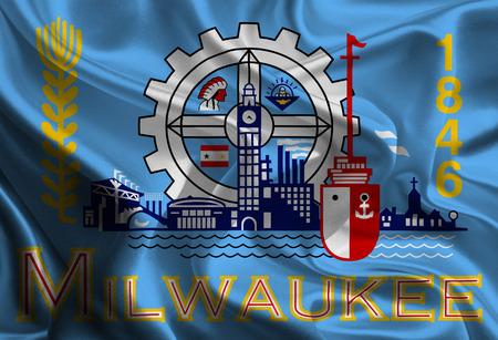 milwaukee: USA City Flags  Milwaukee, Wisconsin