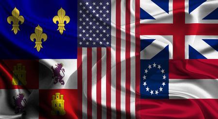 USA City Flags  Pensacola  photo