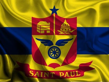 paul: USA City Flags  St  Paul