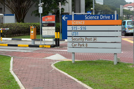nus: Science Drive 1 in the National University of Singapore  NUS is the flagship tertiary institution of the country which has a global approach to education and research