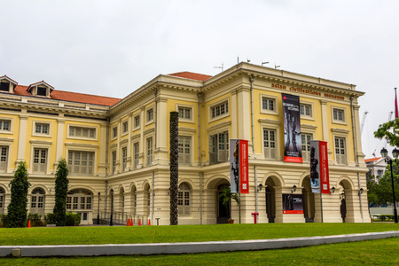 civilisations:  Asian Civilisations Museum in Singapore  Editorial