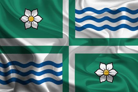 municipal: Canadian Municipal Flags  Langley