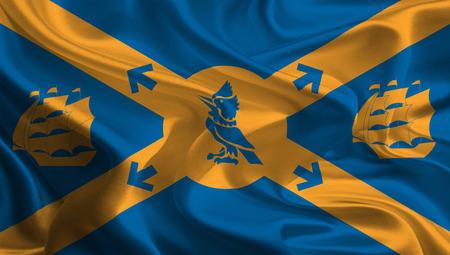 municipal: Canadian Municipal Flags  Halifax  Stock Photo