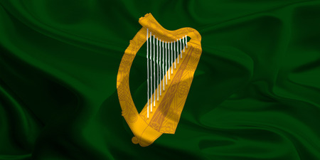 leinster: Flags of provinces of Ireland  Leinster