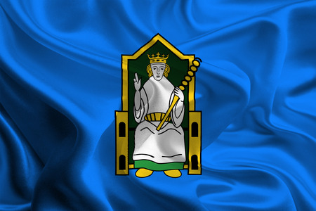Flags of provinces of Ireland  Mide photo
