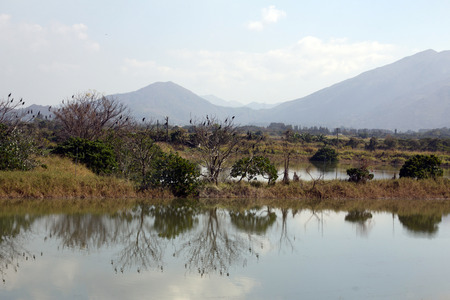Hong Kong Wetland Park  photo