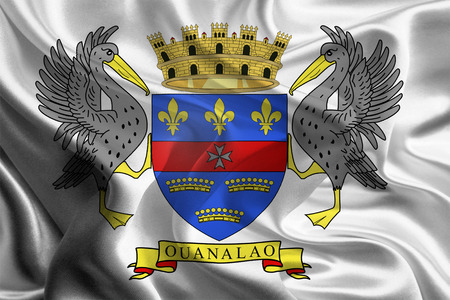 unofficial: Unofficial Flags of French Overseas Collectivities  Saint Barthelemy
