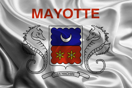unofficial: Flags of French Overseas regions  Mayotte  unofficial
