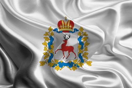 novgorod: Flag of Nizhny Novgorod Oblast