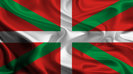 Flags of Autonomous communities of Spain  Basque Country photo