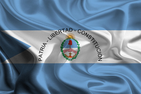 corrientes: Argentine Province Flags  Corrientes