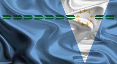 formosa: Argentine Province Flags  Formosa Stock Photo