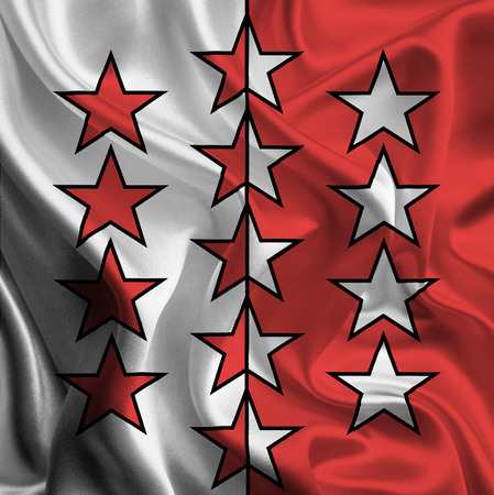valais: Flag of Valais