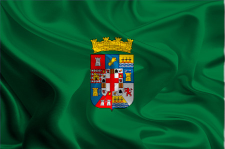 Flags of Provinces of Spain  Almeria photo