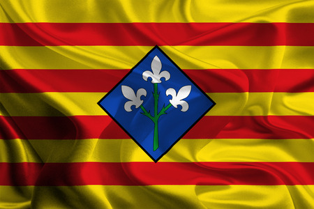 foreign land: Flags of Provinces of Spain  Lleida