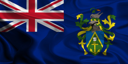 pitcairn: Flag of the British Pitcairn Islands