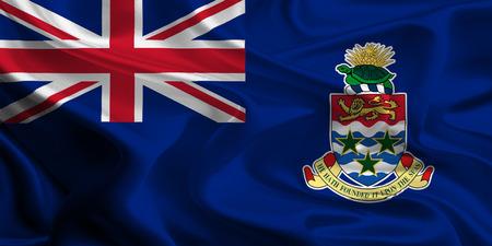 cayman islands: Flag of the British Cayman Islands