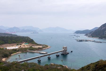 Lamma Island in Hong Kong photo