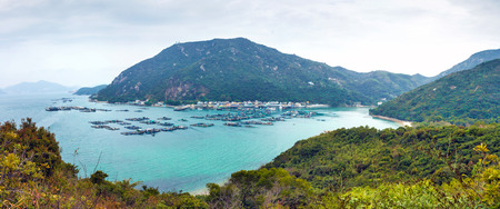 Lamma Island in Hong Kong photo