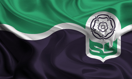 yorkshire: Flag of South Yorkshire