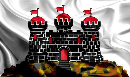 edinburgh: Flag of Edinburgh