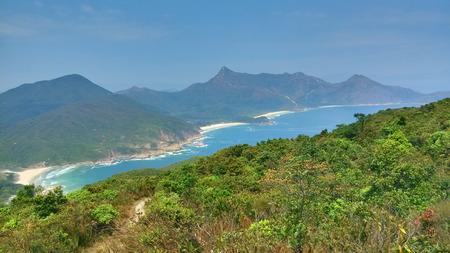 Tai Long Wan Panorama  photo