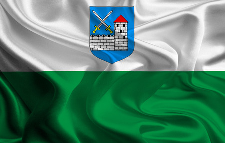 Flags of Ida-Viru County, Estonia