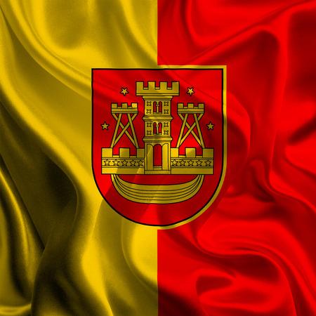 chant: Flag of Klaipeda, Lithuania
