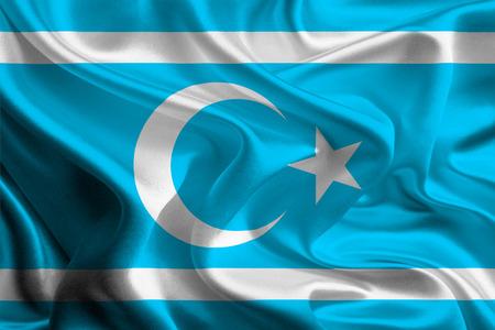 Flag of Turkmen Front, Iraq