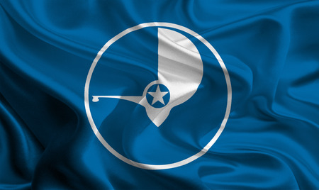 Flag of Yap State, Micronesia