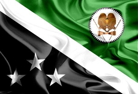 papua: Flag of Western Highlands, Papua New Guinea