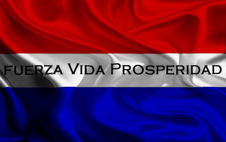 alto: Flag of Alto Paraguay Department, Paraguay