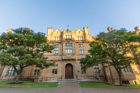 laureates: Anderson Stuart Building at University of Sydney, Australia  Five Nobel or Crafoord laureates have been affiliated with the university as graduates and faculty
