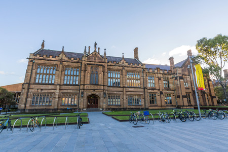 laureates:  Anderson Stuart Building at Sydney University, Australia  Five Nobel or Crafoord laureates have been affiliated with the university as graduates and faculty