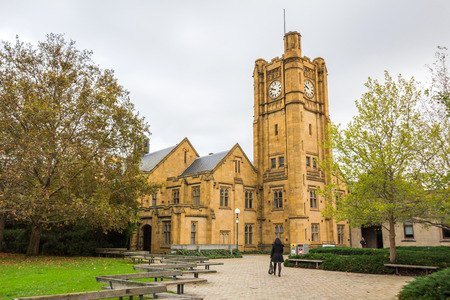 The University of Melbourne is an Australian public university located in Melbourne, Victoria  It is Australia s second oldest university, the oldest in Victoria
