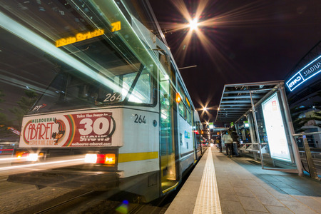 st kilda: The Melbourne tramway network is a major form of public transport in Melbourne, the capital city of the state of Victoria, Australia