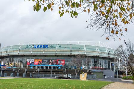Rod Laver Arena in Melbourne Australia  Rod Laver Arena is a main stadium for Australian Open tennis