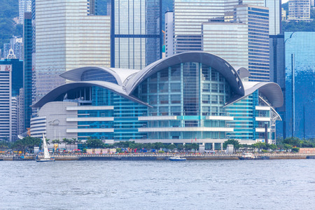Het Hong Kong Convention & Exhibition Centre