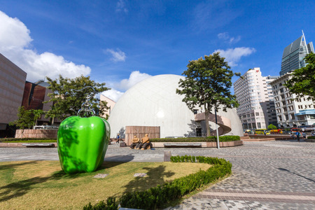 The Hong Kong Space Museum is a museum of astronomy and space science in Tsim Sha Tsui. It is managed by the Leisure and Cultural Services Department. Editorial