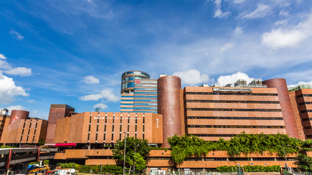 The Hong Kong Polytechnic University PolyU in Hung Hom, Hong Kong It is the largest government-funded tertiary institution in Hong Kong