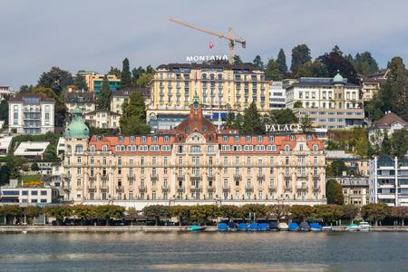 Luxury hotels in Lucerne, Switzerland