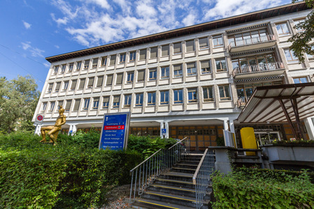 The University Hospital of Zurich is the first hospital in Zurich. It is one of the largest and most important teaching hospitals in Europe. Editorial