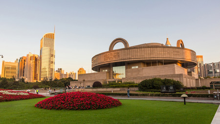 previously: Shanghai museum at Peoples square in Shanghai. Located in this building since 1959 which previously hosted insurance companies and bank offices.