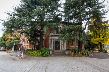 abbreviated: L'Universit� di Tokyo, abbreviato in Todai, � un'universit� di ricerca situato in Bunkyo, Tokyo, Giappone.
